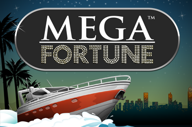 Mega Fortune – 200 free spins + up to £1200