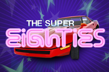 Super Eighties™ Slot Machine Game to Play Free in NetEnts Online Casinos